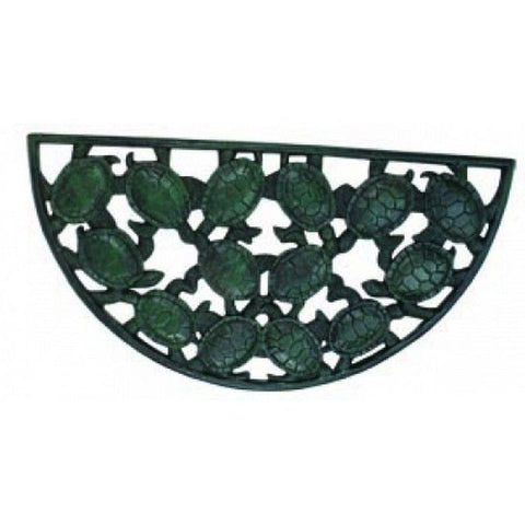Sea-worn Cast Iron Turtle Doormat 25
