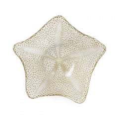 Sabbia Glass Small Starfish Bowl