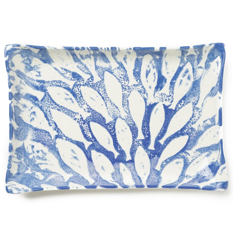 School Of Fish Rectangular Platter