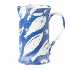 School Of Fish Small Pitcher
