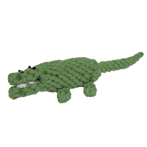 Alligator Dog Chew Toy