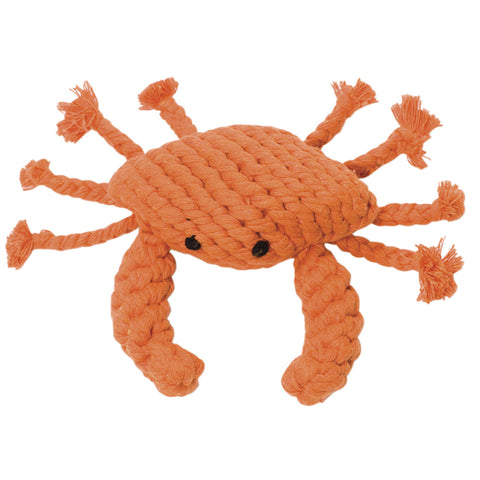 Kramer the Crab Dog Chew Toy