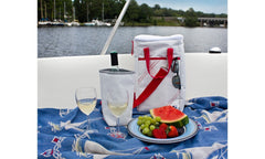 Newport Insulated 2-Bottle Wine Tote
