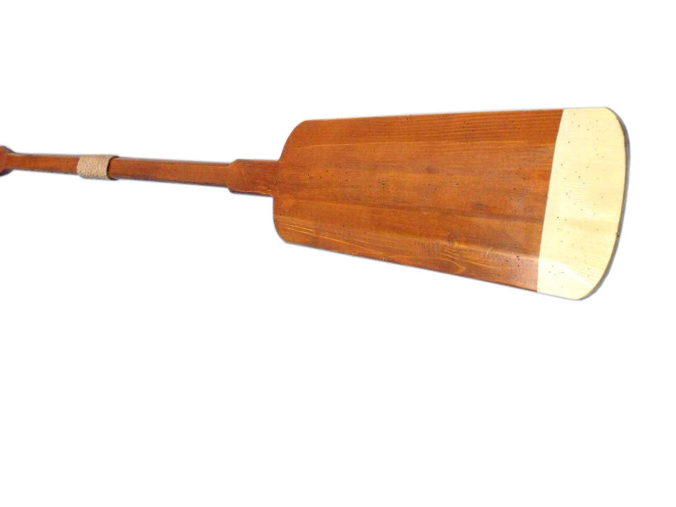 Wooden Hamilton Squared Decorative Rowing Boat Oar - 50
