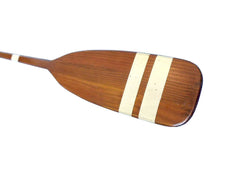 Wooden Bay Area Touring Decorative Rowing Boat Oar w/ Hooks 50