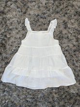 Load image into Gallery viewer, Vignette Ivory Smock Dress