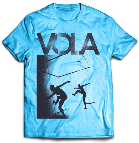 DANCERS AZUR T-SHIRT