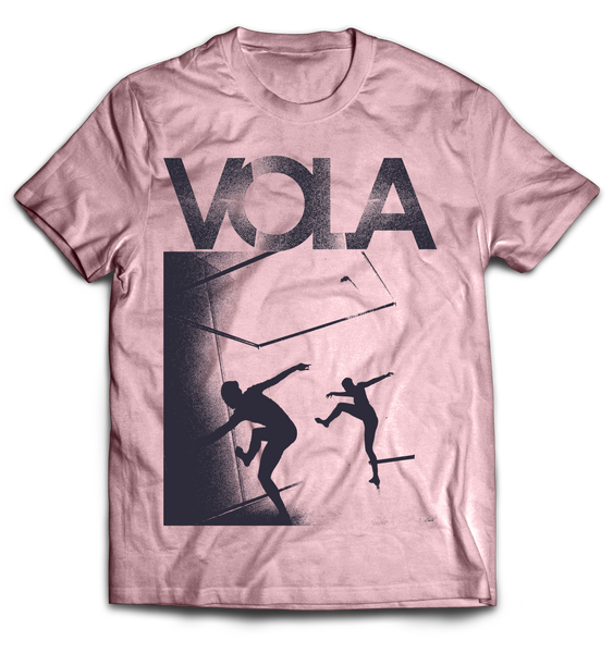 DANCERS COTTON PINK T-SHIRT