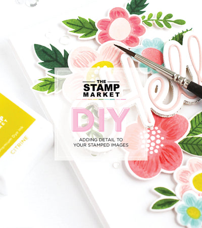 HOW TO ADD DETAIL TO YOUR STAMPS