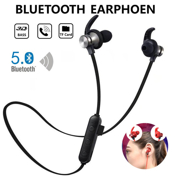 Sports Bluetooth Wireless Stereo Bluetooth 5.0 Headset