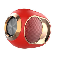 Bluetooth Speaker X6 Wireless Subwoofer TWS Bluetooth 5.0 support dual channel hands-free calls