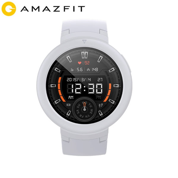 Global Amazfit Verge Lite Smartwatch IP68  Long Battery Life AMOLED Display