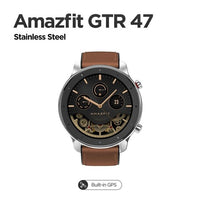 Global Version Amazfit GTR 47mm Smart Watch Long Battery Music Control