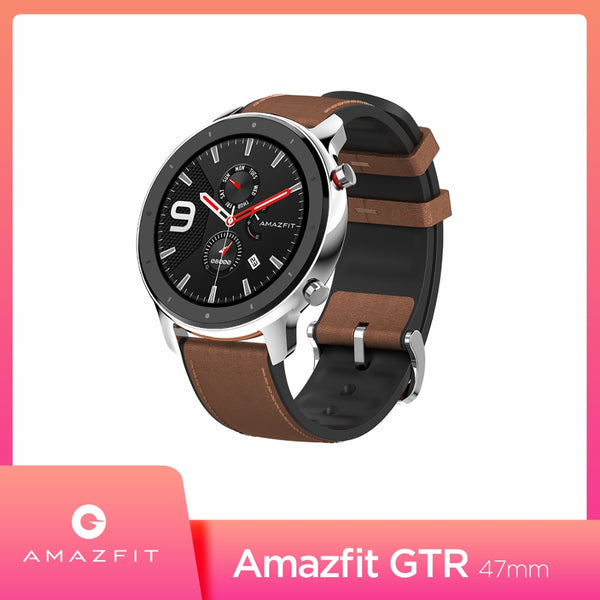Global Version Amazfit GTR 47mm Waterproof Smart Watch