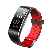 Smart Watch With Heart Rate Monitor Pedometer Cycling Fitness Tracker