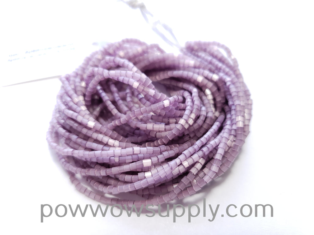 11/0 2-cuts Satin Amethyst