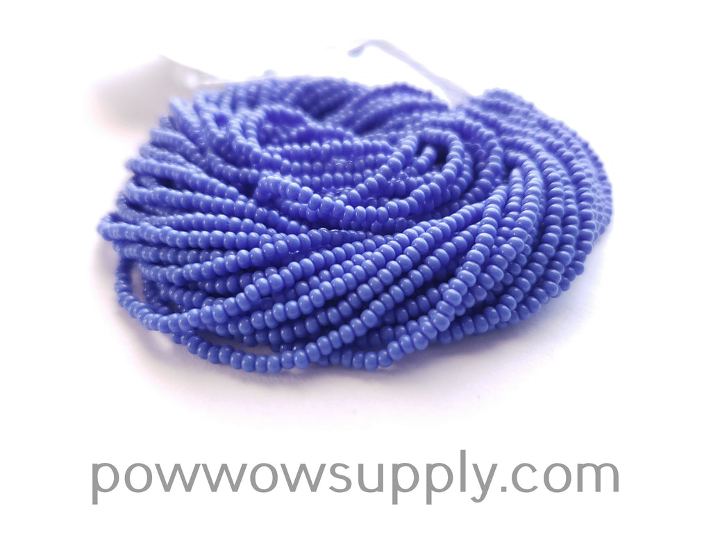 11/0 Seed Bead Opaque Light Blue