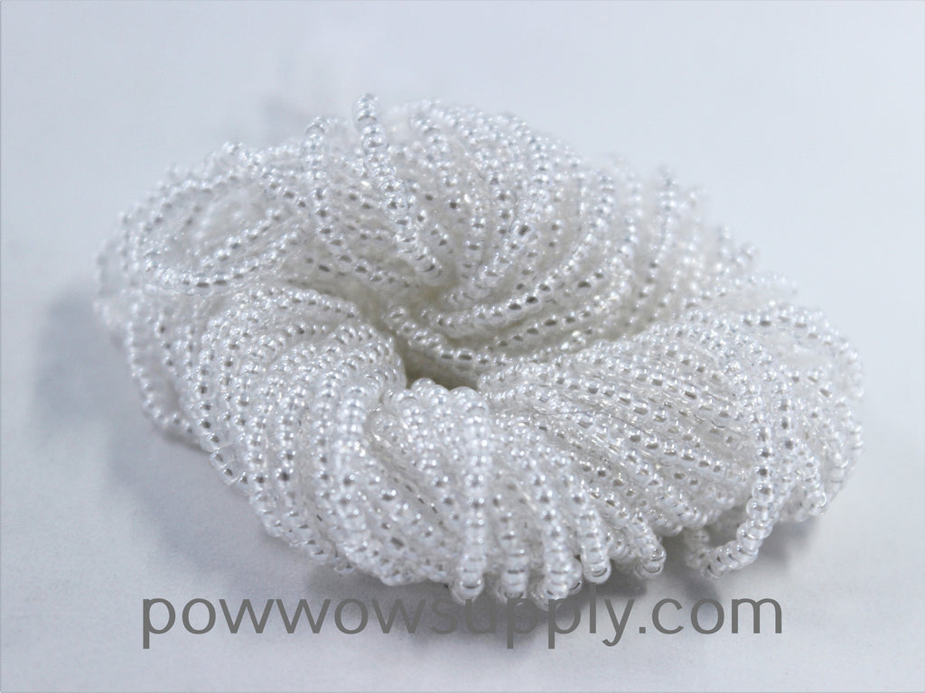 11/0 Seed Beads Transparent Luster Crystal