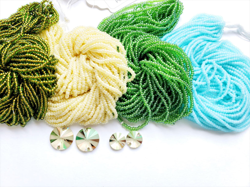 Bead Team Picks - Luminous Green