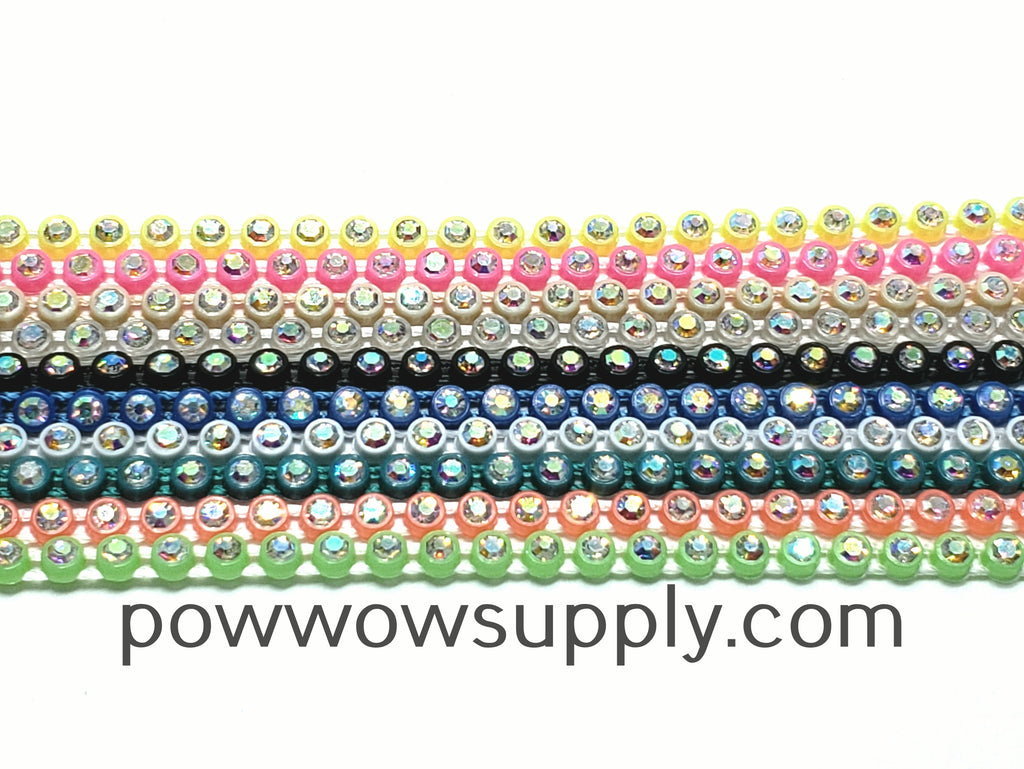 Chinese Rhinestone Banding Sample Set