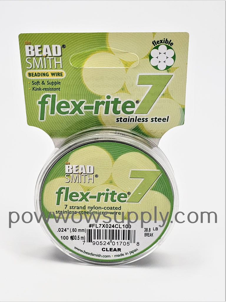 Flexrite 7 Strand Clear (100 ft)
