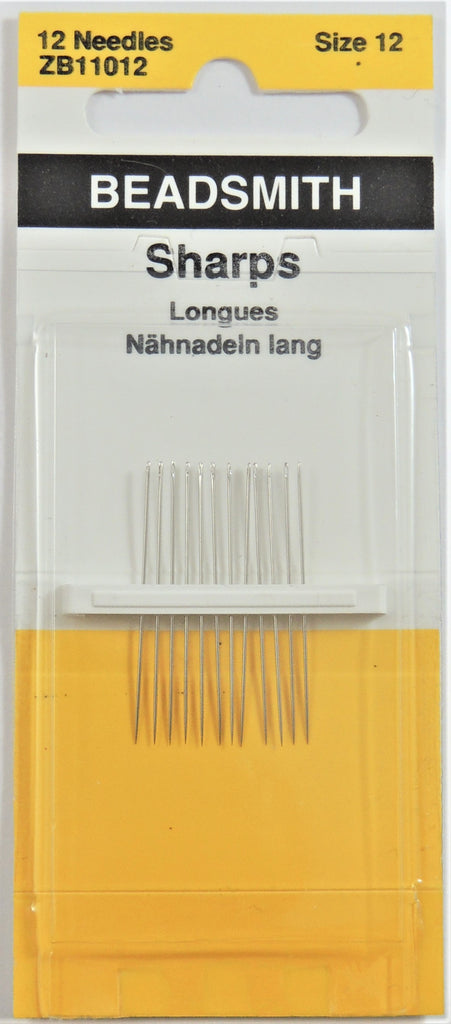 Size 12 Sharps (12 pack)