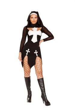 4916 - 2pc Loving Nun - Pink Esmeralda