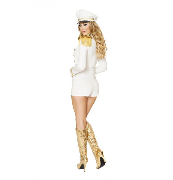 4521 3pc Sultry Sailor Babe Costume - Roma Costume Costumes,2014 Costumes,New Products - 2