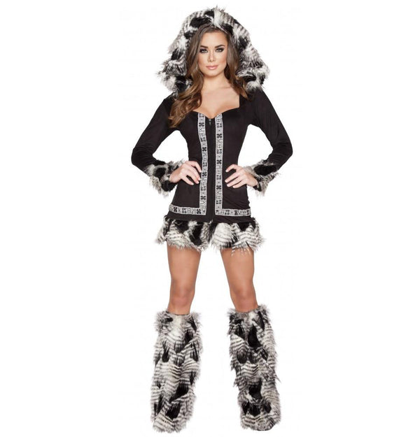 4581 1pc Naughty Native Babe - Roma Costume New Products,New Arrivals,Costumes - 1