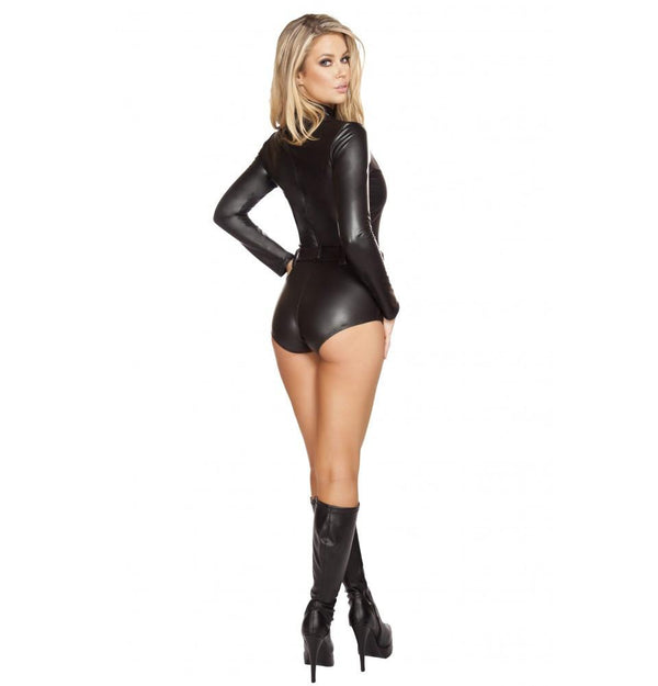4596 3pc Sexy Night Vigilante - Roma Costume New Products,New Arrivals,Costumes - 2