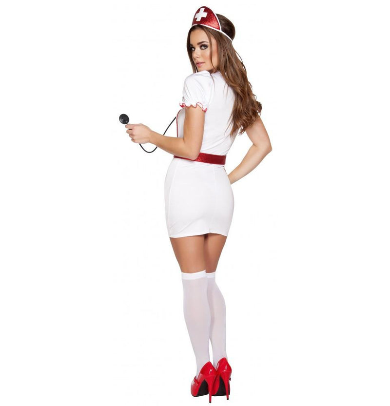 4638 4pc Caretaker Cutie - Roma Costume Costumes,New Products,New Arrivals - 2