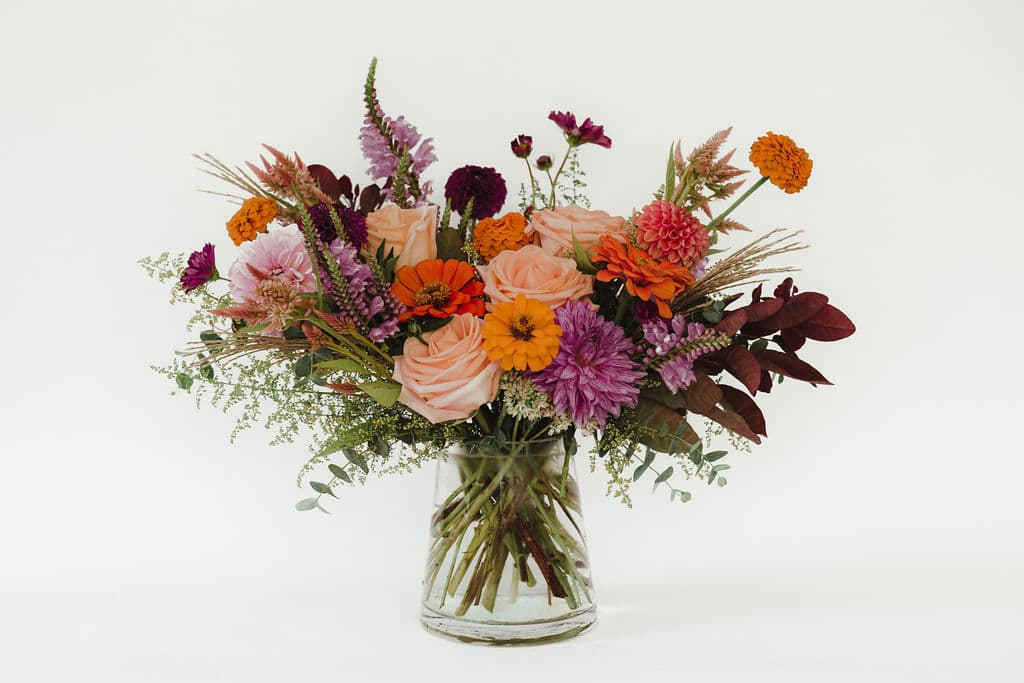 Deluxe Seasonal Arrangement