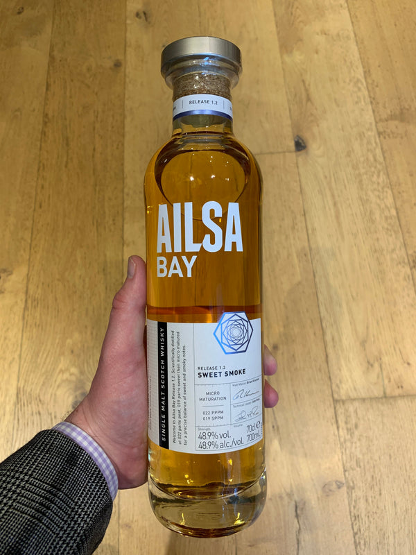 Ailsa Bay: The Most Scientific Scotch Whisky?