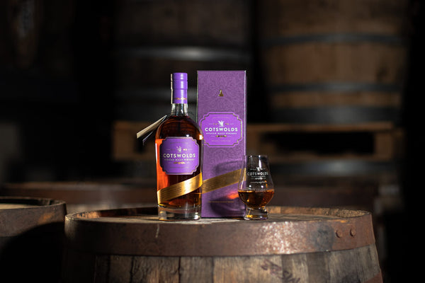 Cotswolds Distillery Sherry Cask Single Malt Whisky