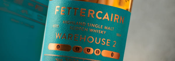 Fettercairn Distillery Warehouse 2 Batch No.001 Small Batch Single Malt Scotch Whisky