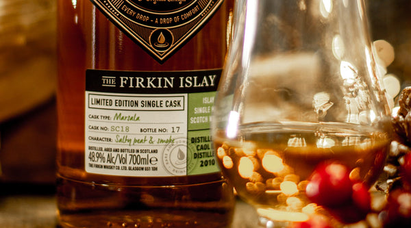 The Ultimate Firkin Islay Whisky
