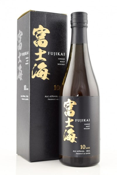 Fujikai 10 year old japanese whisky