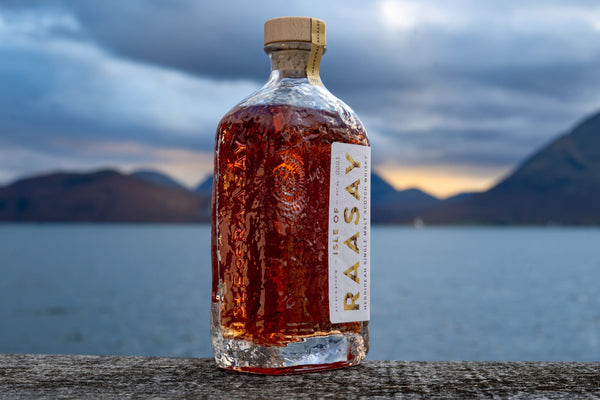 FIRST LEGAL ISLE OF RAASAY SINGLE MALT UNVEILED