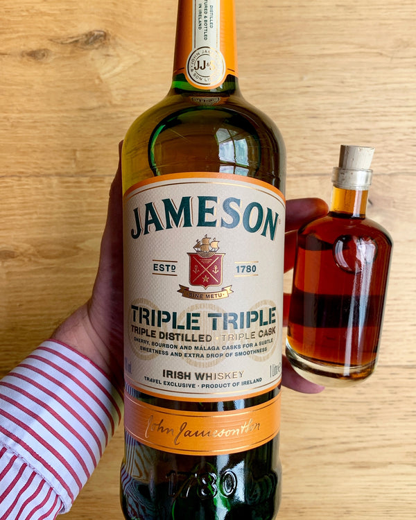 Jameson Triple Triple Irish Whiskey