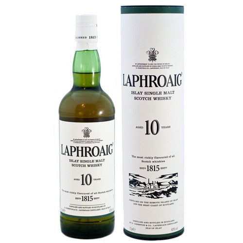 An Ode to Laphroaig Single Malt Scotch Whisky