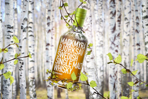 Review and Tasting Notes for Mackmyra Björksav Swedish Whisky