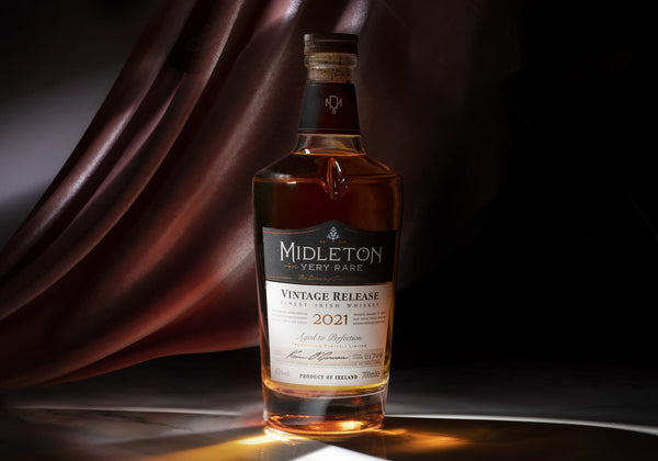 Irish Distillers Release Midleton Very Rare 2021 Whiskey