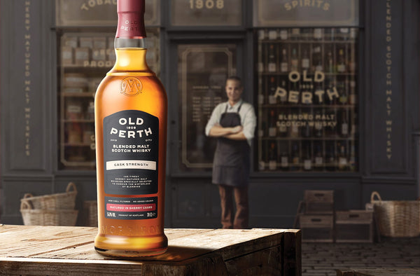 Review and tasting notes of Old Perth Cask Strength