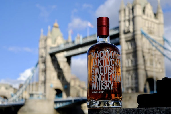 Review of Mackmyra Jaktlycka Swedish Whisky