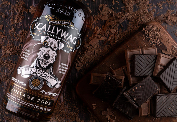 Douglas Laing launches Scallywag Chocolate Edition No.2