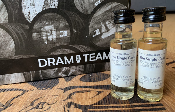 The Dram Team whisky subscription club review