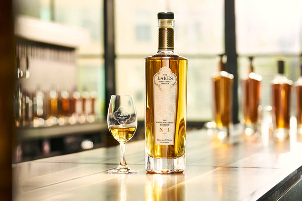 The Lakes Whiskymaker Reserve No.3 whisky