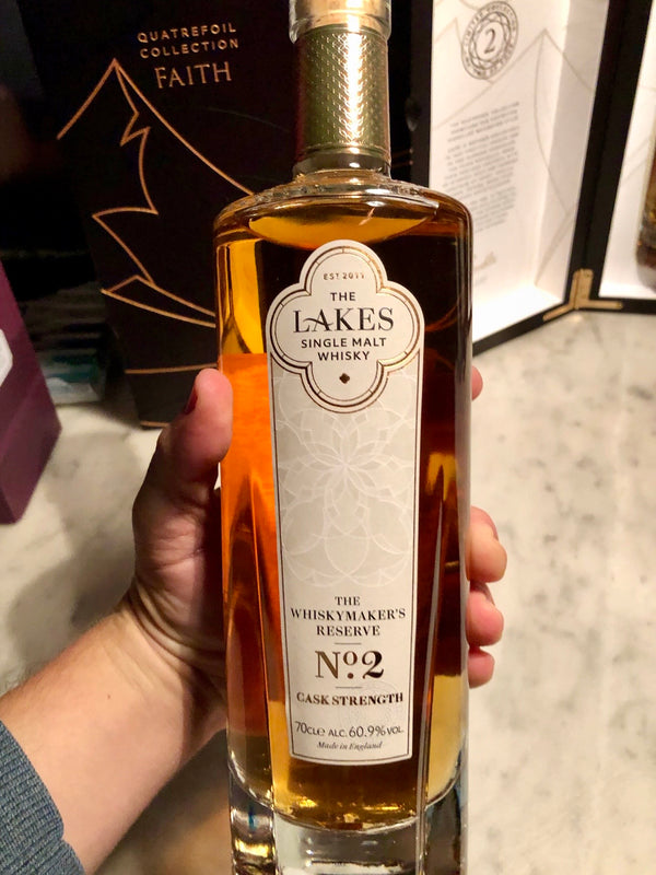 The Lakes Whiskymaker's Reserve No.2