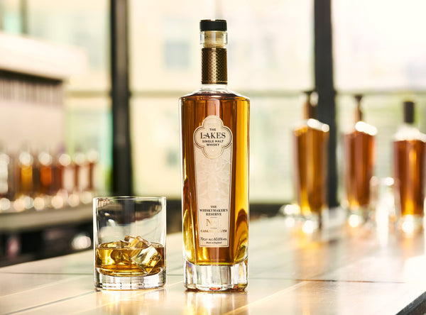The Whiskymaker's Reserve by Lakes Distillery