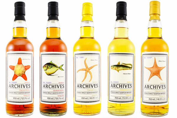 Archives is one of the top five independent whisky bottlers